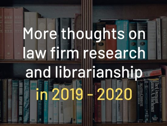 Librarianship-in-2019